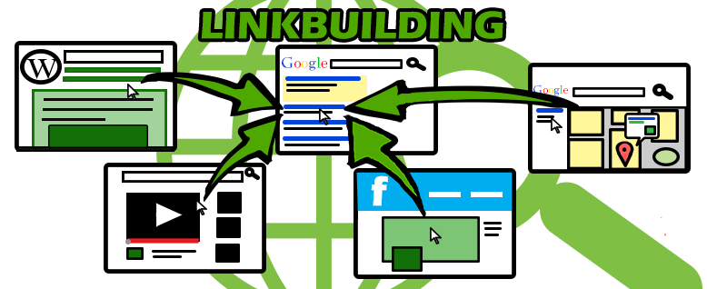 ¿Que es el linkbuilding o la construcción de enlaces?