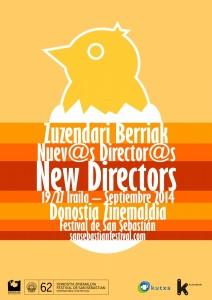cartel nuevos directores